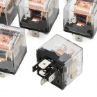 40A Mini 5-Pin Power Relays (DC12V / 10 PCS)