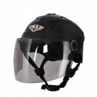 Cool Motorcycle Outdoor Sports Racing Helmet - Black