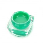 H-98 Fototerapia Nail Art Gel - Verde (8 ml)