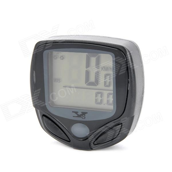 15-screen-display-water-resistant-pvc-bicycle-computer-w-base-sensor-black-1-x-cr2032