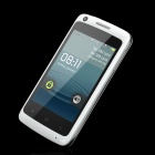 "HD909 Android 2.3 GSM Bar Phone w/ 3.5"" Capacitive Screen, Dual-Band, Wi-Fi and Dual-SIM - White"