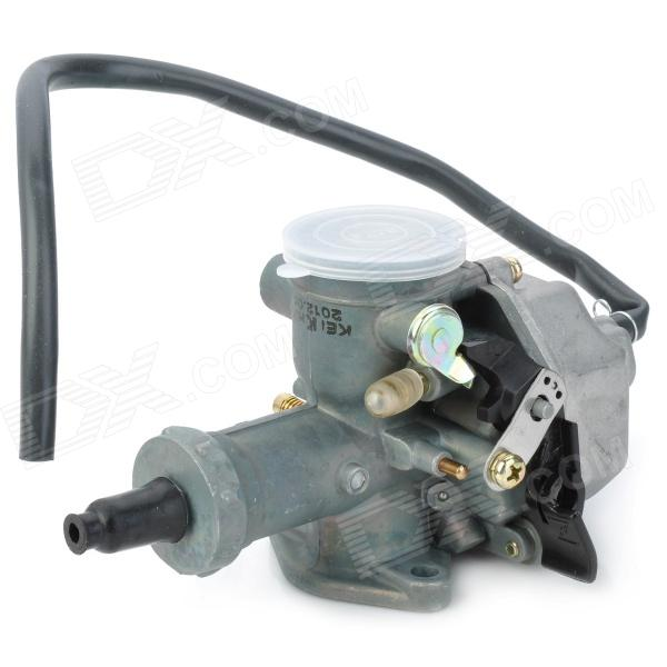 LIPAI Zinc Manual Carb Carburetor Accelerator Pump for Honda CG150 - Silver + Grey