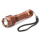 Prairie Fire T21 Cree XM-L T6 900lm 5-Mode White Light Diving Flashlight - Bronze (1 x 18650)