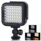 Genuine NanGuang CN-LUX480 2.9W 48-LED Video Light - Black (3 x AA)