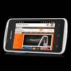 "CF700 Android 2.3 GSM Bar Phone w/ 3.5"" Capacitive Screen, Dual-Band, Wi-Fi - White"