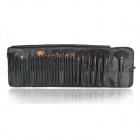 FC32003 Portable 32-in-1 Cosmetic Makeup Brushes Set - Black