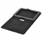 Protective PU Leather Case for Amazon Kindle Fire HD - Black