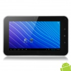"P722 7"" Capacitive Touch Screen Android 4.0 Tablet PC w/ TF / Wi-Fi / Camera / G-Sensor - White"