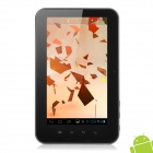"Huyang HC-718 7 ""емкостный экран Android 4.0 Tablet PC ж / TF / Wi-Fi / Camera - Silver Grey"