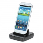 Charging Dock Station for Samsung Galaxy S3 i9300 - Black