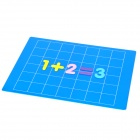 C018 3D Magnetic Intelligence Number Puzzle - Colorful