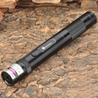 SD-280 5mW 532nm Green Laser Pointer - Black (2*AA)