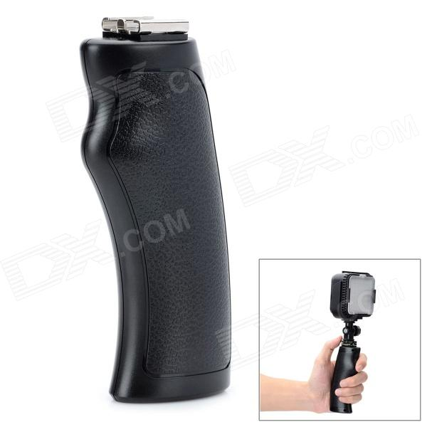 цены Light Handle Grip Mount w Hot / Cold Shoe for LED Video Light
