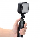 Grip Handle Light Mount w frío / calor zapatos de luz de vídeo LED