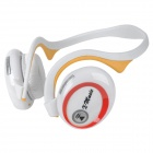X6 Bluetooth v1.2 Stereo Headphones w/ Microphone / FM / TF - White