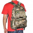 Outdoor Double-Shoulder Backpack Bag - Camouflage