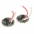 5-Mode 1200mA LED Driver Circuit Board for Flashlight (DC 2.7~4.2V / 2PCS)