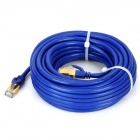 PowerSync CAT.7 SFTP 10Gbps High-Speed RJ45 LAN Cable - Blue (10m)