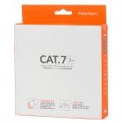 PowerSync CAT.7 SFTP 10 Gbps de alta velocidade RJ45 LAN Cable - Bege (200 cm)