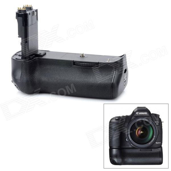 BG-E11 Replacement Battery Grip w/ IR Remote Controller for Cannon 5D Mark III