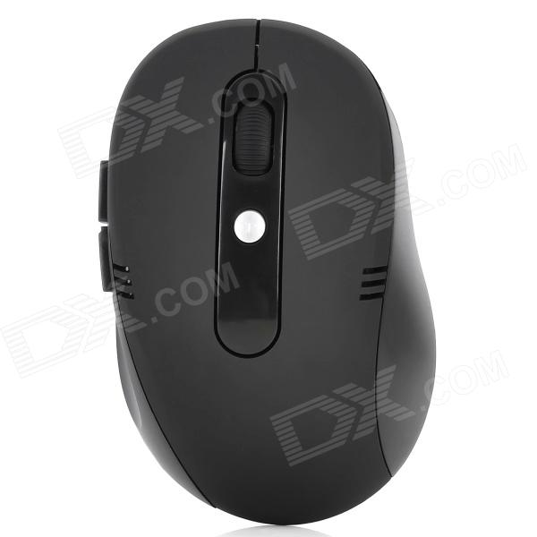 2.4GHz Wireless 1000/1600 Optical Mouse - Black