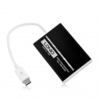 DL-S501 Micro USB Multi-Function Card Reader for Samsung - Black