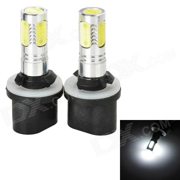 SENCART 885 7.5W 380lm 5-LED farol de carro White Light Fog / (2 PCS / 12 ~ 24V)