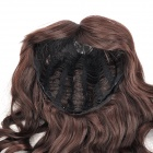 Fashion Long Curly Hair Wig - Light Brown