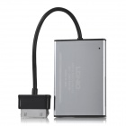 DL-S502 Multi-Function OTG Connection Kit Card Reader for Samsung Galaxy Tab - Silver