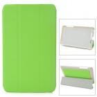 Protective PU Leather Case for iPad Mini - Green