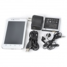 "HUNYDON Q5 Mini 5.3"" Capacitive Screen Android 4.0 Tablet PC w/ 2 x SIM / Wi-Fi / Camera - White"