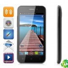 H8000 Android 4.0 WCDMA Bar Phone w/ 4.0