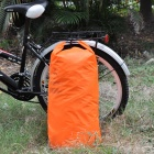 Hasky Outdoor Waterproof Dry Bag - Orange (XL)