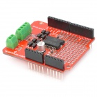 Ardumoto L298P Motor Driver Shield for Arduino (Works with Official Arduino Boards)