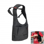 Redalex IP-001 Nylon Hidden Underarm Shoulder Bag - Black