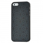 Ultra-thin Protective Plastic Back Case for iPhone 5 - Black
