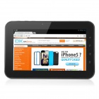 "E98 7"" Capacitive Screen Android 2.3 Tablet PC w/ SIM / Wi-Fi / GPS / Camera / Bluetooth - Black"