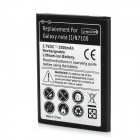 "Replacement 3.7V ""3500mAh"" Li-ion Battery Pack for Samsung Galaxy Note 2 N7100"