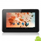 "MID-i7 7"" Capacitive Screen Android 4.0 Tablet PC w/ TF / Wi-Fi / Camera - Silver + Black"