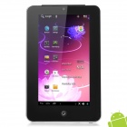 "B08-3 7"" Resistive Screen Android 4.0 Tablet PC w/ TF / Wi-Fi / Camera / HDMI - Silver + Black"