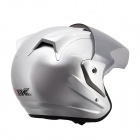 IBK 515-1 Open Face Motorcycle Outdoor Sports Racing Helmet - Silver (Size XL)