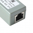 Ethernet Alimentación / Video / Datos Transceptores Kit - Cemento Gris