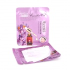 Saffron Essential Oil Deep Water Locking Moisture Facial Mask Pack (10 PCS)