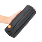 SUGEE Organizer Storage Bag for Mouse / MP3 / Earphones - Black
