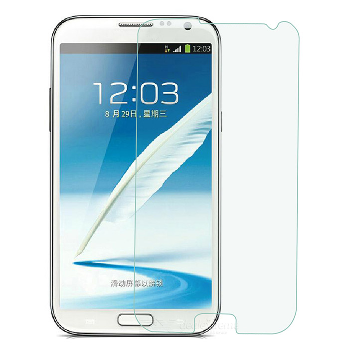 Protective Matte PET Screen Protector Guard Film for Samsung Galaxy Note 2 N7100 обогреватель ewt noc eco 20 lcd