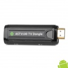 JIMI iTV100 Android 4.0 Google TV Player w/ Wi-Fi / 512MB RAM / 4GB ROM - Black