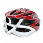 ACACIA Bike Bicycle Cycling Helmet - Red + Black