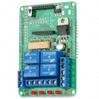 4-CH Relay Shield for Arduino (Works with Official Arduino Boards)