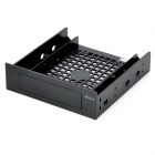 "Akasa AK-HDA-05 SSD / HDD to 5.25"" Drive Rack Bracket Adapter - Black"