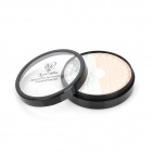 2-en-1 maquillaje cosmético Pressed Powder Kit - Marfil + blanco (15 g)